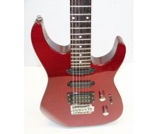 Jackson Dinky Standard Solid Body Electric Guitar Crimson Red Seymour Duncan