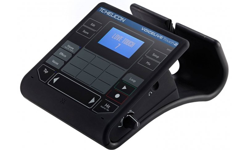 Процессор эффектов TC Helicon VoiceLive Touch2