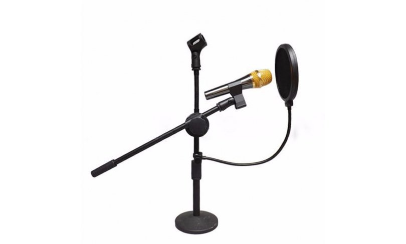 Поп-Фільтр Double Layer Studio Microphone