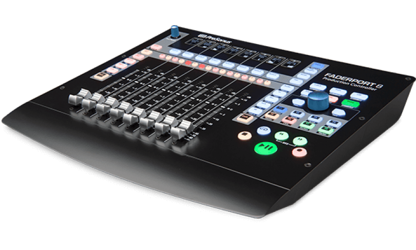 Контроллер PRESONUS FaderPort 8 8-channel Mix Production Controller